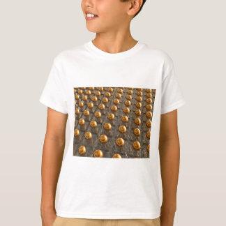 Reihen der Bronze T-Shirt