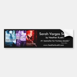 ReihenAutoaufkleber Sarahs Vargas Autoaufkleber