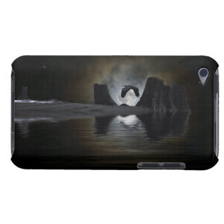 Reiher, der Moon Fantasie-Kunstipod-Touch-Fall iPod Touch Cover