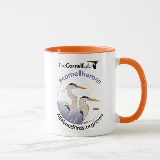 Reiher-Illustrations-Tasse Tasse