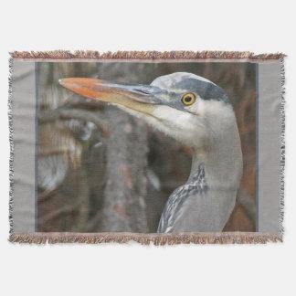 Reiher-Vogel-Wurfs-Decke Decke