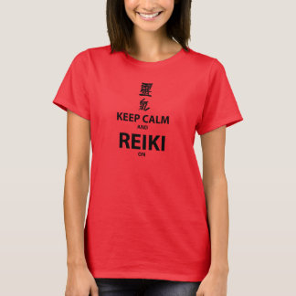 Reiki an! T-Shirt