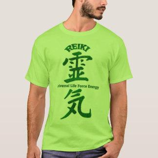 Reiki Grün T-Shirt