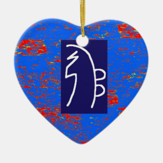 REIKI heilendes Symbole SCHABLONE Gesundheits-Wohl Keramik Ornament