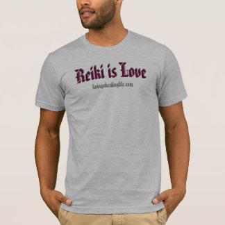 Reiki ist Liebe T-Shirt