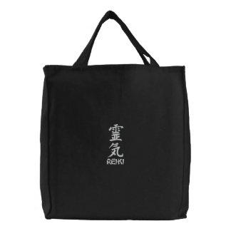 Reiki Kanji gestickte Tasche