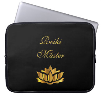 Reiki Meister Laptop Sleeve