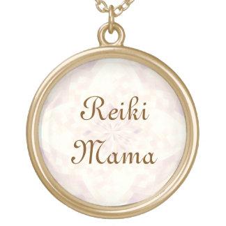 Reiki Mutter Vergoldete Kette