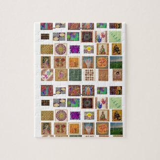 reiki, ommantra, Buddha, ganesh, chokurei, chakra, Puzzle