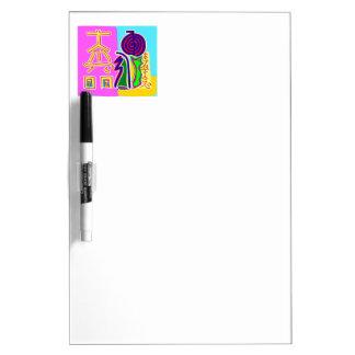 Reiki Symbol-Kunst durch Navin Joshi Memo Boards
