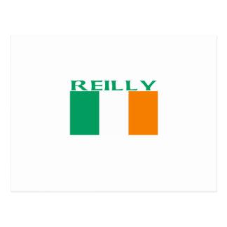 Reilly Postkarte