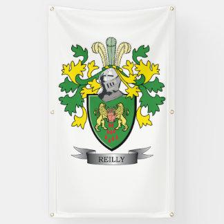 Reilly Wappen Banner