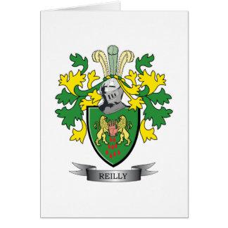 Reilly Wappen Karte