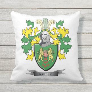 Reilly Wappen Kissen