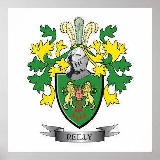 Reilly Wappen Poster