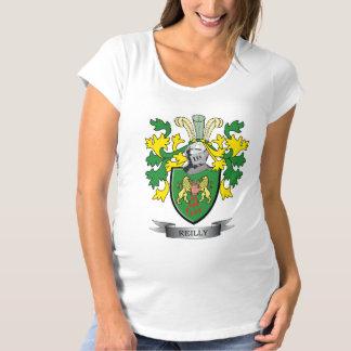 Reilly Wappen Schwangerschafts T-Shirt