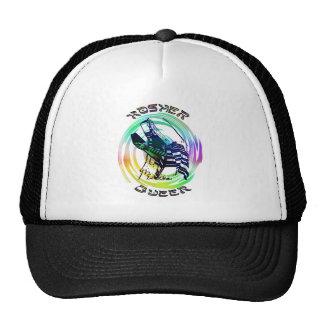 Reine quee Hüte Netzmützen