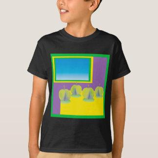 Reineclauden-grüne Pflaumen T-Shirt