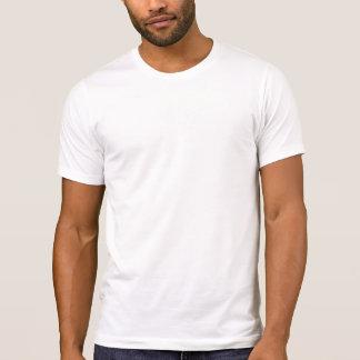 Reines gezüchtet - das beunruhigte Gewebe der T-Shirt