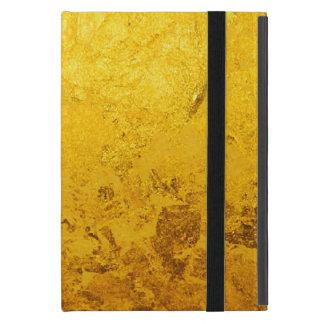 REINES GOLDmuster/Goldblatt iPad Mini Hülle
