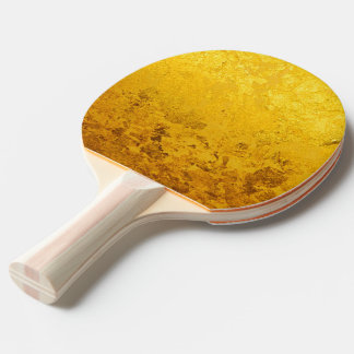 REINES GOLDmuster/Goldblatt Tischtennis Schläger