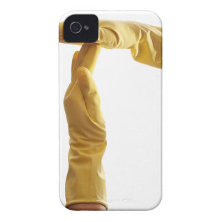 Reinigungsunterbrechung iPhone 4 Etuis