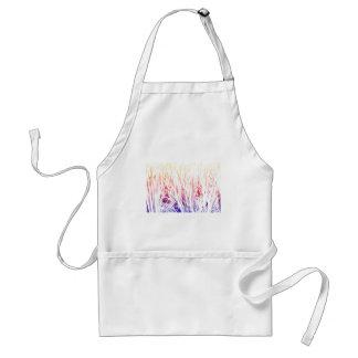 Reis-Pflanze Schürze