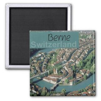 Reise-Andenken-Kühlschrankmagnet Berns die Schweiz