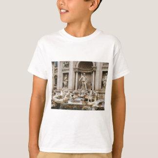 Reise-Foto Trevi-Brunnen-Roms Italien T-Shirt