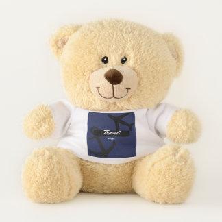 Reise-Freund Teddybär
