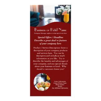 Reise, Hotel, Geschäfts-Gestell-Karten 12,2 X 22,9 Cm Kartendruck