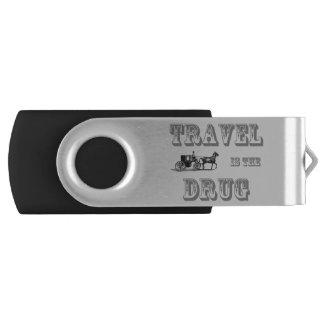 Reise ist der Droge USB-Antrieb USB Stick