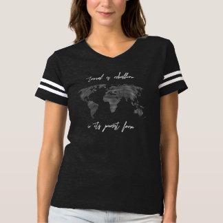 Reise ist der T - Shirt der