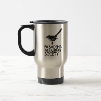 Reise-Kaffee-Tasse mit Vintagem Logo Reisebecher