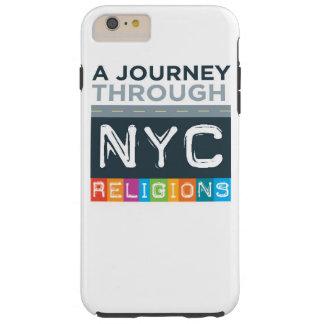 Reise-Logo-Telefon-Kasten Tough iPhone 6 Plus Hülle