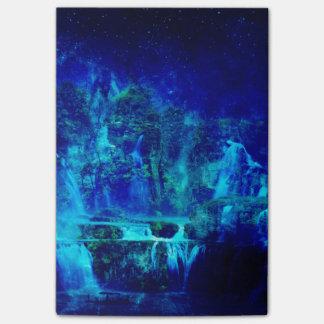 Reise nach Neverland Post-it Klebezettel