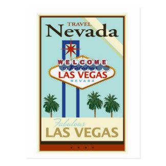 Reise Nevada Postkarte