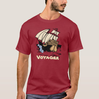 Reise-Schiff T-Shirt