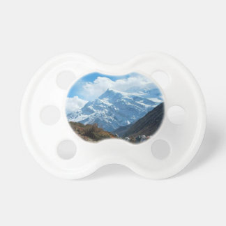 Reise-Sommer Himalaja-Mount Everest-Indiens Nepal Schnuller