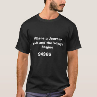 Reise T-Shirt