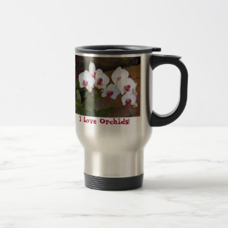 Reise-Tasse - i-Liebe-Orchideen