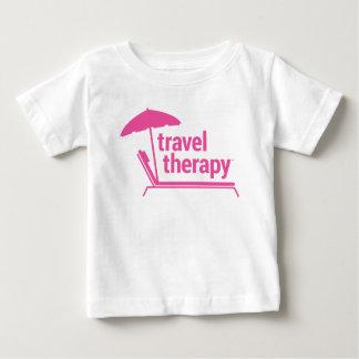 Reise-Therapie Baby T-shirt