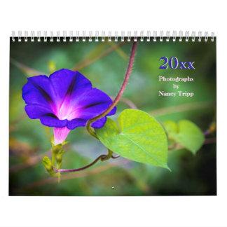Reise und Blumenphotographie durch Nancy Tripp Kalender