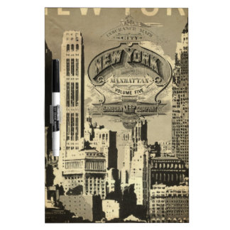 Reise Vintages New York Amerikas USA Memoboard