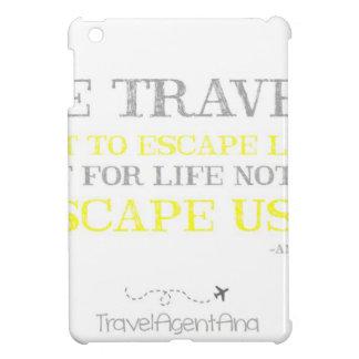 Reise-Zitat Hülle Für iPad Mini