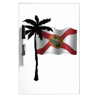 REISE ZU FLORIDA TROCKENLÖSCHTAFEL