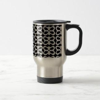 Reisekaffee-Tassen mit Symbol der motherly Liebe Edelstahl Thermotasse