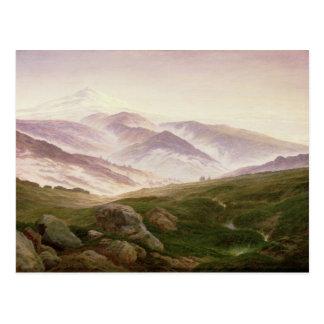 Reisenberg, die Berge des Giants, 1839 Postkarte