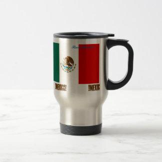 Reisende Schale Mexiko-Kaffees Reisebecher