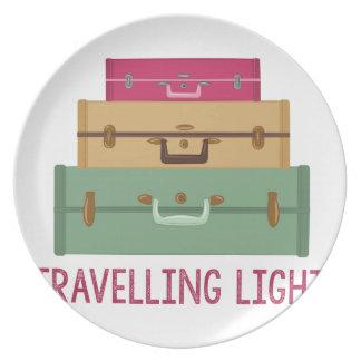 Reisendes Licht Teller